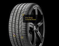 Pirelli / Touchdevices am POS