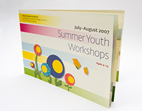 Summer Youth Workshops: Wexner Center for the Arts
