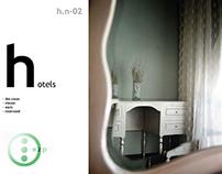 Hotel 02, Hotel Series, San Miguel de Allende / Mex Cit