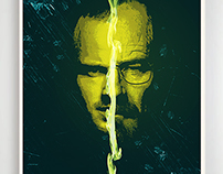 Breaking Bad portrait