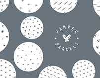 Pamper Parcels Brand Strategy & Packaging