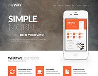 MyWay Multipurpose Responsive Wordpress Theme