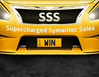 SYMANTEC B2B COMPETITION