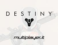 "Destiny ""Become Legend"" Multiplayer.it Contest"