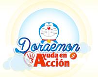 Doraemon y Ayuda en Acción
