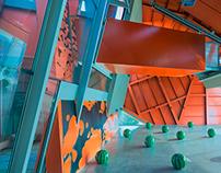Groninger Museum - Groningen, The Netherlands