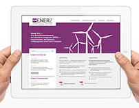 "Website ""Enerz"""