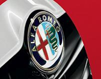 Alfa Romeo Giulietta POS Materials