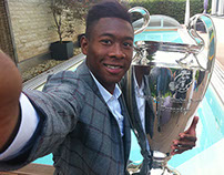 Unicredit - David Alaba social