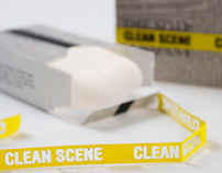 Clean Scene: Soap