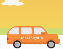 Infographic - Meal SignUp
