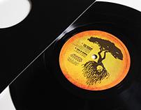 "Addis Records 10"" Label"