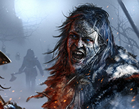 Game of Thrones Wight