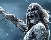 Game of Thrones White Walker Boss
