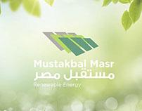 Mustakbal Masr - Solar System for Agriculture branding