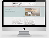 Residence Marconi new web site