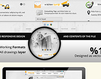 Creative Construction & Building Web Design