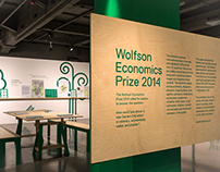 The Wolfson Economic Prize Exhibition 2014