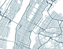 New York City Streetmap