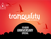Tranquility Sessions - Anniversary Show  2013 - AMAN