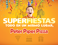 Peter Piper Pizza / Billboard Advertising