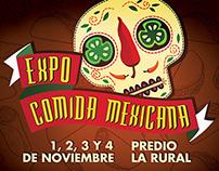 Expo Comida Mexicana