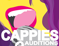Cappies Audition Poster
