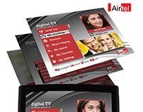 Airtel EPG (standard definition)- Concept Design