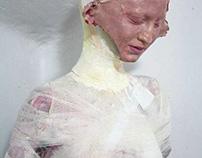 Escultura. Yedro3: El cuerpo hipotecado
