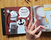 Super Tijeras / Diseño Editorial - Ilustración