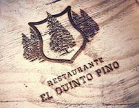 Branding - Restaurante El Quinto Pino