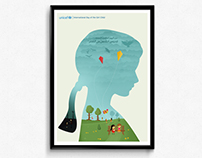 UNICEF Poster - International Day of Girl Child