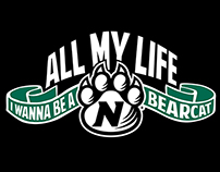 "Northwest ""All My Life"" Graphic"