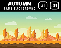 Autumn Game Background