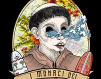 "Flyer ""I Monaci del Surf"""