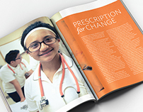 Carroll University Pioneer Magazine