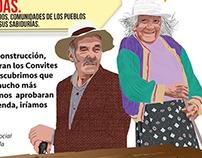 Afiche para proyecto de comuna en mèrida