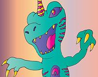 Mystical Dino