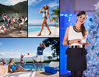 SOME OF COPPEL CAMPAIGNS BETWEEN 2012-2014