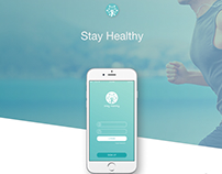 Healthy Lifestyle Application/ Stay Healthy Application