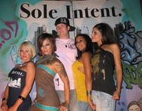 Sole Intent- Bar Basic Photo Shoot