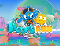Hoop's run