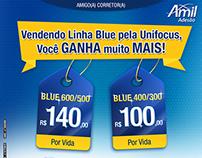 Newsletter Unifocus - Amil Blue