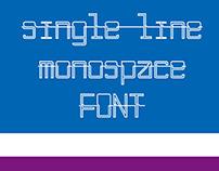 one line type