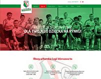 Legia Warsaw Football Camps/ Obozy Piłkarskie Legii