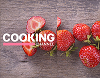 Cooking Channel Brand Refresh