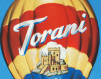 Torani Chocolate - Print/In-store