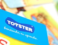 Toyster - Linha de Embalagens