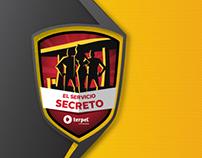 Folder Servicio Secreto Terpel