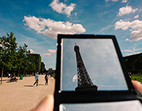 Paris and London for Sony Xperia